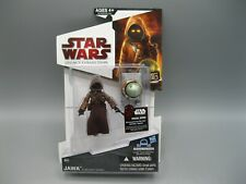 2009 Star Wars Legacy Collection Jawa & Security Droid Action Figure BD39 NIP