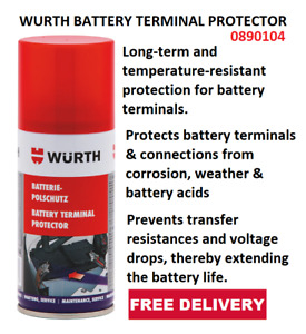 Battery Terminal Protector - Protects, Prevents & Extends Battery Life 0890104
