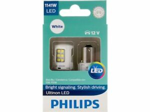 For 1988 Peterbilt 352 Courtesy Light Bulb Philips 31182YZ Ultinon LED - White
