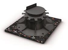 10er Set K&R Isopat Gummigranulat-Unterlage für alle Stelzlager 8x192x192 mm Pad