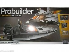 Mega Bloks Probuilder Carbon Series Deluxe Building  3233 Speed Boat & Jet New
