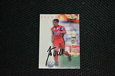 JENS TODT signed Autogramm In Person PANINI TRADING CARD SC FREIBURG