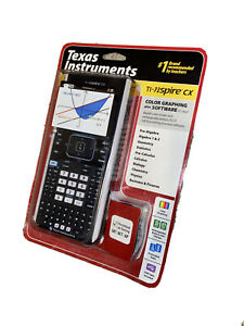 Texas Instruments Ti-nspire CX Handheld Color 3d Graphing Calculator