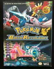 Pokémon Battle Revolution, Guide Officiel, 2007