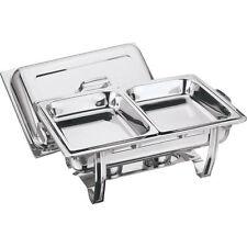2 PEZZI 8.5 L sfregamenti Dish partito cuocere il cibo caldo Ristorante cucina ristorazione