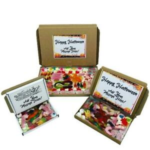 Halloween Pic N Mix Sweets Box Hamper Gift Trick or Treat Candy