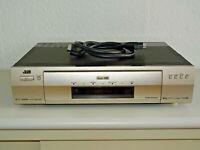JVC HR-S9600 High-End S-VHS Videorecorder Champagner / Schwarz, 2J. Garantie