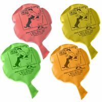 96 WHOOPEE CUSHION FART BALLOON FART TOYS PARTY FAVOURS PARTY BAG FILLERS UK