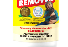 Kids 'N' Pets Instant All-purpose Stain & Odor Remover – 27.05 oz. - (800 ml).