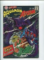 Brave and the Bold #73 DC  - AQUAMAN and ATOM DC VG