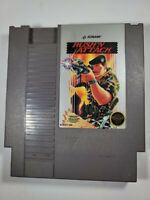 RUSH N' ATTACK Konami Cartridge (Nintendo Entertainment System, NES) TESTED