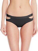 Seafolly Women's 181714 Hipster Full Coverage Bikini Bottom Swimwear Size 2