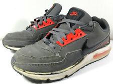 huge discount 378a7 4f508 Nike Airmax Fitness Sportschuhe  407979-080 Grau Rot Größe 9 Us Herren