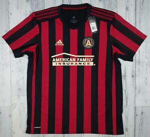 NEW! Adidas Atlanta United FC Home Jersey Shirt Men's Size XL Soccer MLS $85 NWT