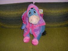 Peluche Disney Winnie The Pooh Ih-Oh In Accappatoio 60cm Nuovo & Originale