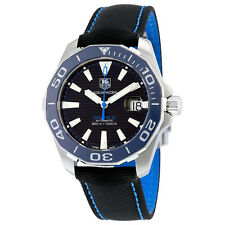 Tag Heuer Aquaracer Automatic Black Dial Mens Watch WAY211B.FC6363