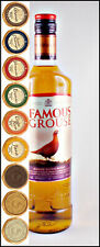 Famous Grouse Finest Scotch Blend Whisky Whiskey +9 Edel Schokoladen in 9 Sorten