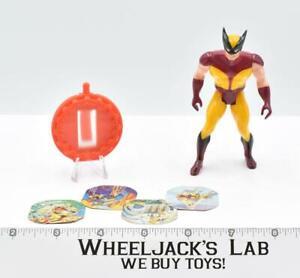 Wolverine Secret Wars 1984 Mattel Action Figure Marvel Universe