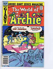 Archie Giant Series Magazine Presents #468 Archie Pub 1978