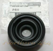 Nissan Patrol GU Headlight Globe seal Genuine 2602910V00