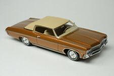 Goldvarg Collection 1/43 1970 Chevrolet Impala Coupe Caramel Bronze GC-029A