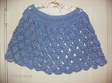 Brand new hand crochet plus size poncho/ponchette