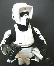 1/6 Biker Scout trooper Star War by kenner for 12 Sideshow Hot Toys Marmit Endor