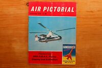 Vtg Original Air Pictorial Magazine 1959 September The Preview of the 20th SBAC