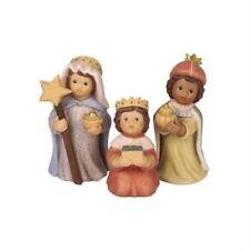 Nina & Marco Nativity Set of 3 Kings Figurines NEW  16859