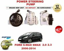 FOR FORD S-MAX SMAX 2.0 Flexifuel 2.3 2006-2014 NEW POWER STEERING PUMP UNIT