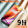 For OnePlus 8 / 8 Pro Full Cover 3D Curved Tempered Glass Film Screen Protector