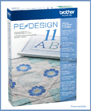 Brother Pe Design 11 Embroidery Software Full Version ( For 1Pc )