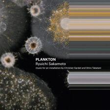 Ryuichi Sakamoto : Plankton CD (2016) ***NEW***