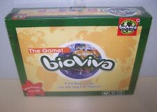 Sealed New Bioviva Board Game Thrilling Voyage Ecological Nature Ages 8+