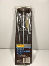 Outers Rifle 3 Cleaning Rod Set .30-.32 Cal/8mm Made In USA
