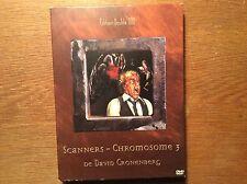 Scanners / Chromosome 3 [ 2 DVD Box ] David Cronenberg