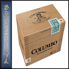 COLUMBO - THE COMPLETE SERIES - SEASONS 1 - 10 **BRAND NEW DVD BOXSET***