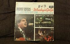 Johnny Rivers At The Whisky A Go-Go LP 1964 Imperial Stereo LP-9264 Vinyl Record