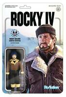 ROCKY Movie ROCKY WINTER TRAINING  REACTION 3.75 INCH aCTION FIGURE SUPER 7 NEW!