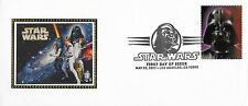 STAR WARS CELEBRATION VI - DARTH VADER - First Day of Issue Cancellation