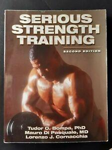 Serious Strength Training Body Building by Lorenzo  Cornacchia Bompa