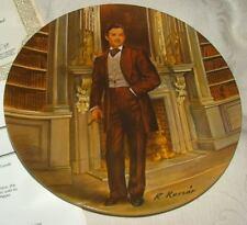 1981 RHETT Butler Clark Gable Gone with the Wind KNOWLES PLATE Raymond Kursar