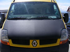 Bonnet Cover Bra for Renault Master VAUXHALL Opel Movano 2002-2010