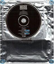 MUSE ABSOLUTION CD ALBUM PROMO BAG SLEEVE