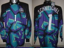 Denmark SCHMEICHEL BNWT Shirt Jersey Football Soccer Hummel Adult XL Man Utd New