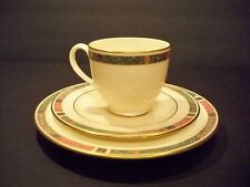 3 PIECES -PFALTZGRAFF CABOUCHON AMERICAN BONE CHINA - SALAD,CUP,BREAD BUTTER