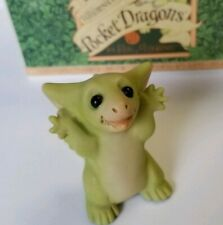 """""""Funny Face"""" Whimsical World of Pocket Dragons by Real Musgrave with Box"""