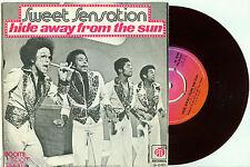 "SWEET SENSATION ""Hide away from the Sun"" 1975 DUTCH PYE PS VINYL 7""/ 45"