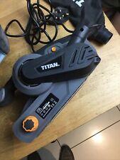 Titan TTB290SDR Belt Sander, 900w, 240v, 76x533mm Belt Size