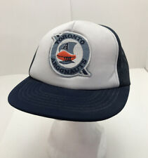 VTG Toronto Argonauts Argos Snapback Cap Hat Canadian Football League RARE